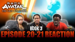 Sozin's Comet Pt 3 & 4 Reaction | Avatar Book 3 Finale Reaction