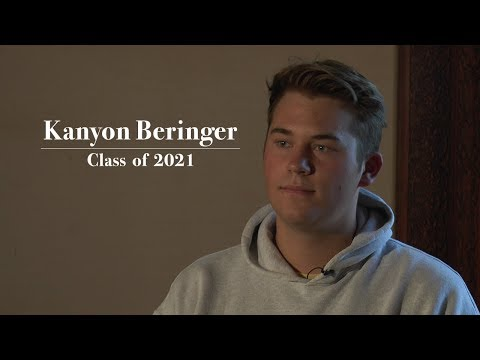 Spiritual Lives at Lawrence: Kanyon Beringer