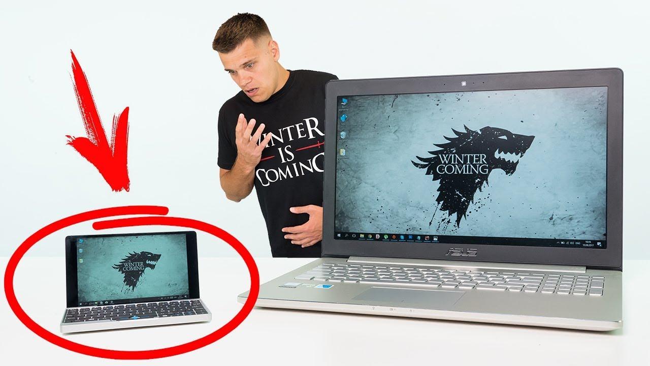Самый Маленький Ноутбук в Мире. Я в ШОКЕ!! 11 | Заработок на Автомате с Вложениями