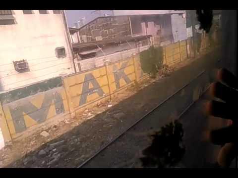 Philippine National Railways: Sta Mesa - Nichols Ft. Philippine Poverty