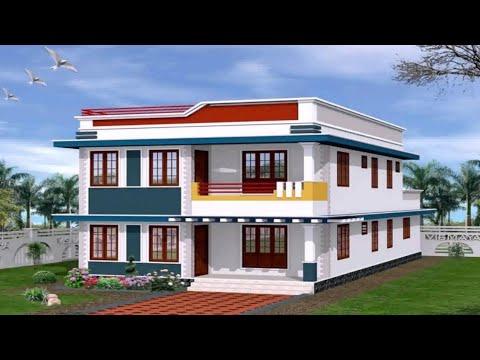 Beautiful house design for india bangladesh youtube for 50 beautiful houses in india book