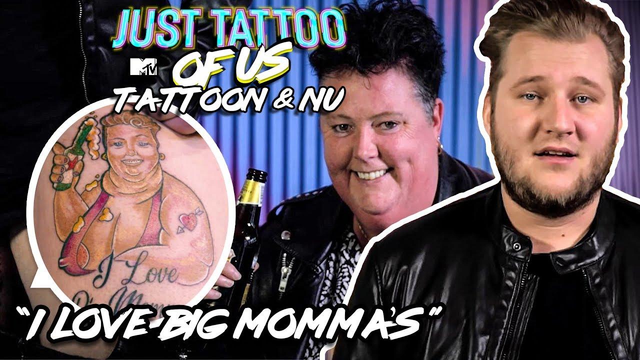 Martijns Moeder Reageert Op Big Mommas Tattoo Just Tattoo Of Us Benelux Tattoon Nu