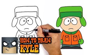 How to Draw Kyle | South Park