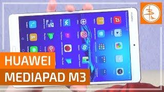 Huawei MediaPad M3 8.0 - планшетный Харман Кардон