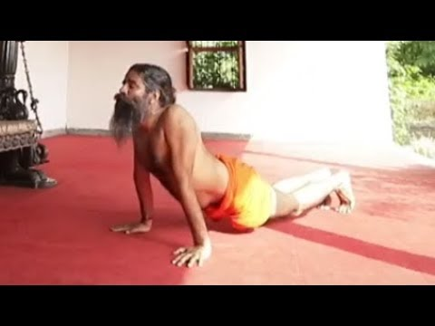 Exercises for youngsters by Swami Ramdev on #MissionFitIndia
