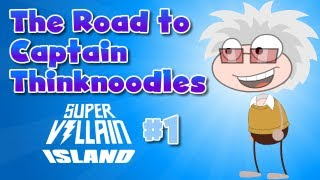 "Poptropica: Road to ""Captain Thinknoodles"" - Super Villain Island Part 1"
