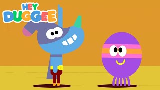The Super Squirrel Badge - Hey Duggee Series 1 - Hey Duggee