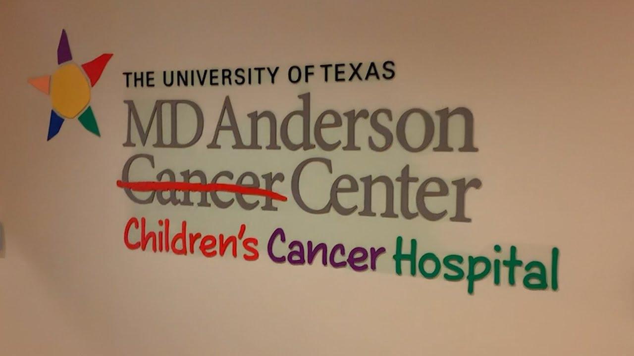 Inside MD Anderson Children's Cancer Hospital
