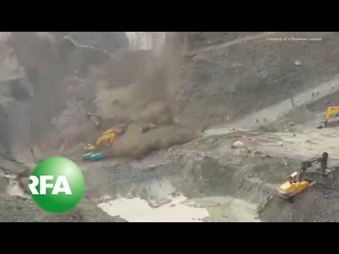 Unbridled Jade Mining Triggers Deadly Landslides in Myanmar