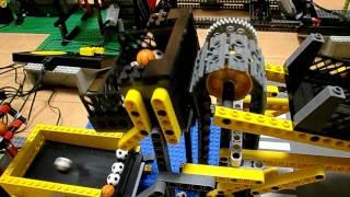 LEGO GBC 20 modules 【レゴ】 玉ころがしをつくってみた