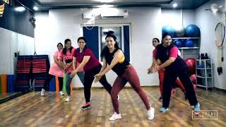 Fitness dance choreography | Hauli Hauli | Shine Studio.