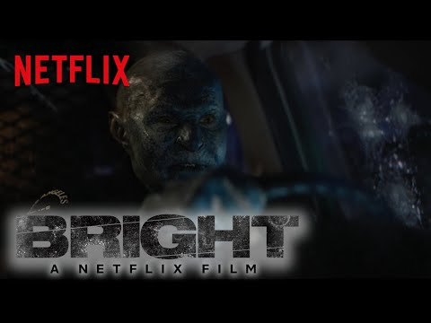 Bright | Clip: They Don't Teach That At The Academy [HD] | Netflix