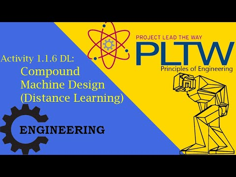 POE 1.1.6: Compound Machine Design (Distance Learning)