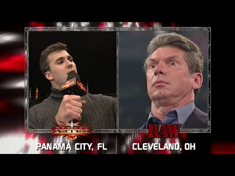 WWE Simulcast RAW! (March 26, 2001) - OSW Review #52