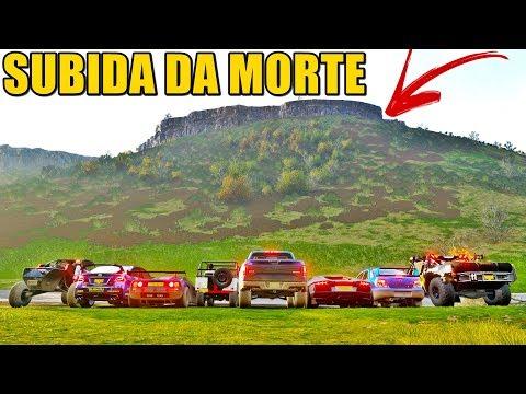 SÉRIE NOVA - SUBIDA DA MORTE - FORZA HORIZON 4 - GAMEPLAY