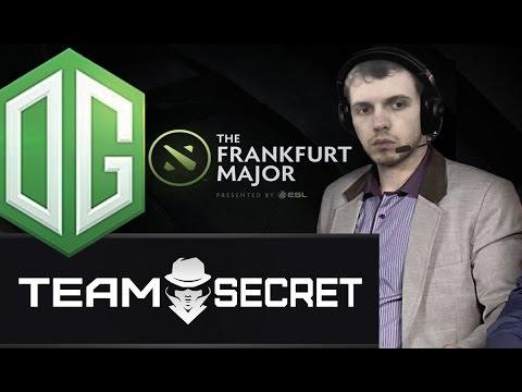 видео: Папич оценивает скилл игроков team secret и og dota2