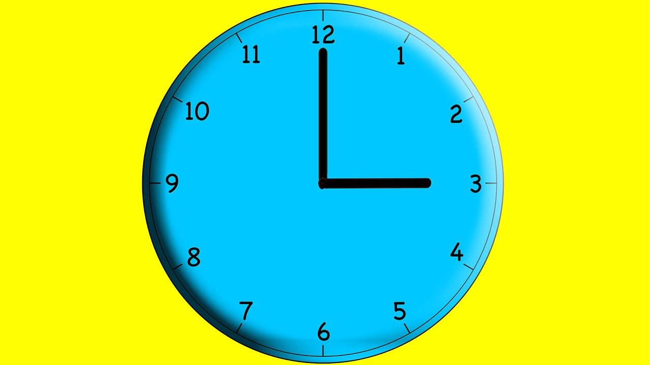 Worksheet Learning Clock learning to tell time 1 oclock 12 counting guessing on clock kids children