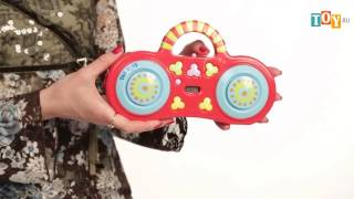 Игрушка Таф Тойс Мобиль MP3 (Taf Toys MP3 Stereo Mobile)