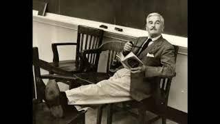 William Faulkner's Nobel Prize Acceptance Speech (read by Paul Burt