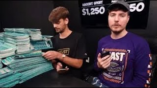 Mr Beast buys private island with $1 million in lottery tickets