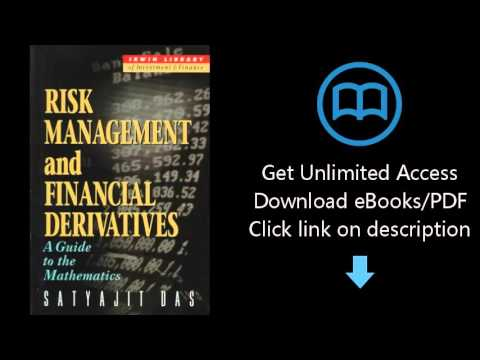 Pdf financial derivatives