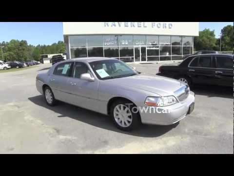 2011 Lincoln Town Car Signature Limited Review Video For Sale