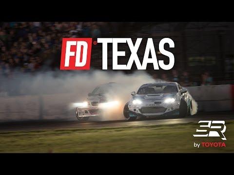 Formula DRIFT 2016 Texas: A Very Hot Track | Driven 2 Drift [Ep. 8]