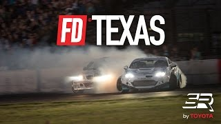 Formula DRIFT 2016 Texas: A Very Hot Track | Driven 2 Drift [Ep. 8]