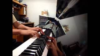 Repeat youtube video F.T Island - Memory (Piano Cover)