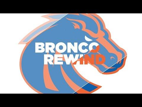 Bronco Rewind | San Jose State at Boise State | Feb. 25