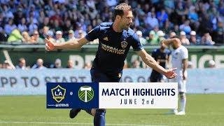 Video Gol Pertandingan Portland Timbers vs LA Galaxy