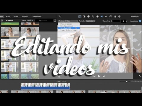 Download Youtube: Cómo EDITAR VIDEOS con iMovie | Break con Valen
