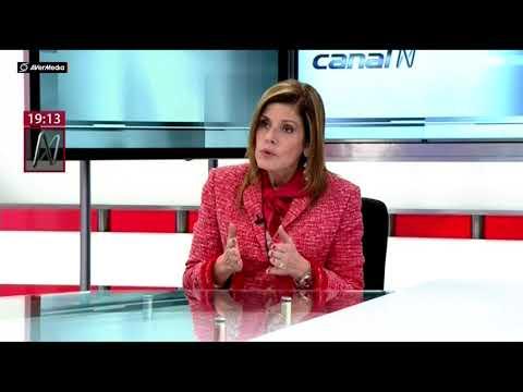 Mercedes Aráoz en Agenda Política (Canal N)