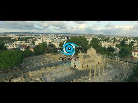 Drone Experts Cyprus - Saint Kyriaki Anglican Church