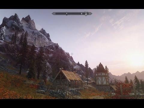 Skyrim RealVision ENB Mod Showcase