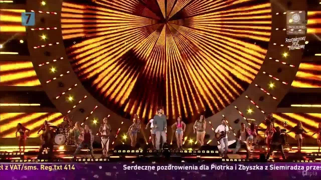 Roztańczony PGE Narodowy - Alvaro Soler - Sofia #1