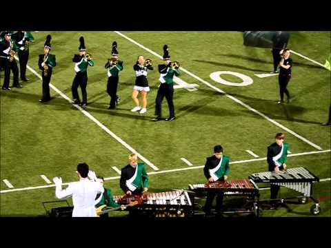 Jamestown High School Marching Eagles