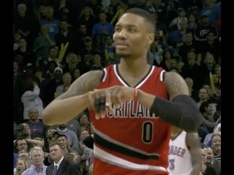 Damian Lillard Forces Overtime With Deep Three You Know