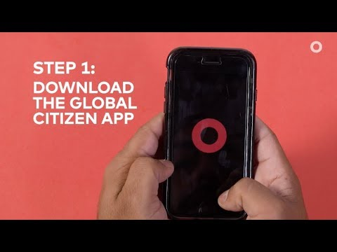 How To Earn Tickets To Global Citizen Festival In South Africa