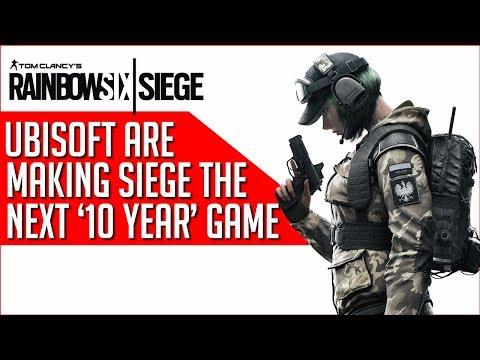 Rainbow 6 Siege Sequel Plans Shock Everyone