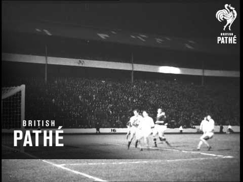 Hampden Park  Hearts V Morton 1968