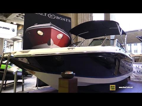2017 Cobalt 24 SD Motor Boat - Walkaround - 2017 Montreal Boat Show