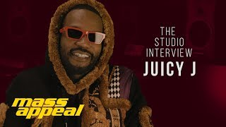 Studio Interview with Juicy J | Mass Appeal