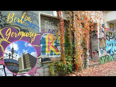 Exploring Berlin - A weekend trip to Friedrichshain-Kreuzberg