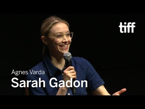 Sarah Gadon on ONE SINGS, THE OTHER DOESN'T | TIFF Uncut