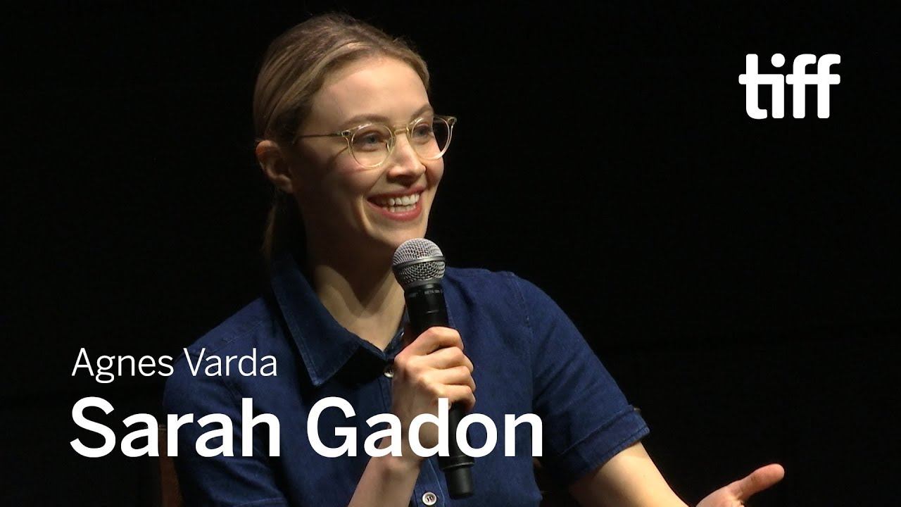 Sarah Gadon On One Sings The Other Doesnt Tiff 2018 Youtube