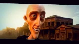 Забавный мультфильм, или как обмануть смерть