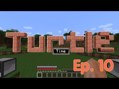 Turtle Time 10: Mining (part 2)