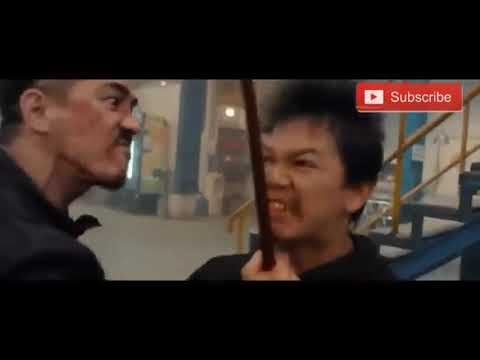 THE NIGHT COMES FOR US - SCENE FIGHT JOE TASLIM, IKO UWAIS