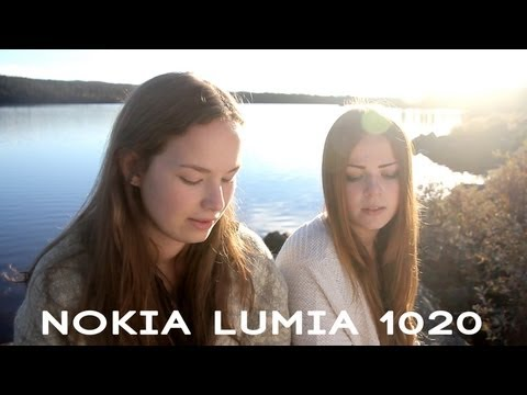 Nokia Lumia 1020  Shortfilmcamera comparison
